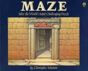 Maze- Solve the World's Most Challenging Puzzle Amazon