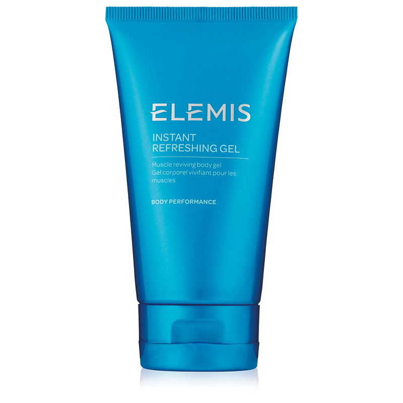 menthol beauty wellness products routine cooling pain relief elemis instant refreshing gel