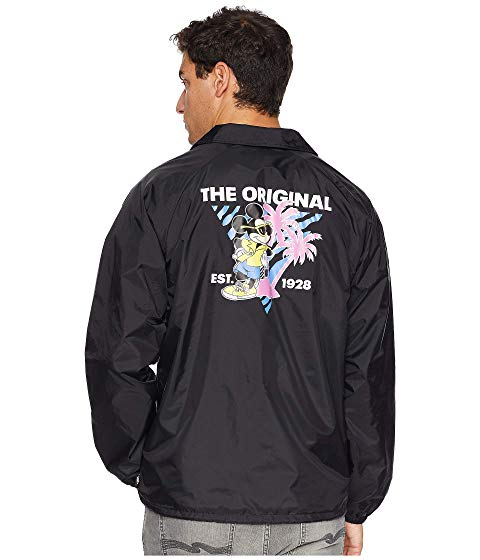 vans disney mickey mouse 90th anniversary collection jacket torrey