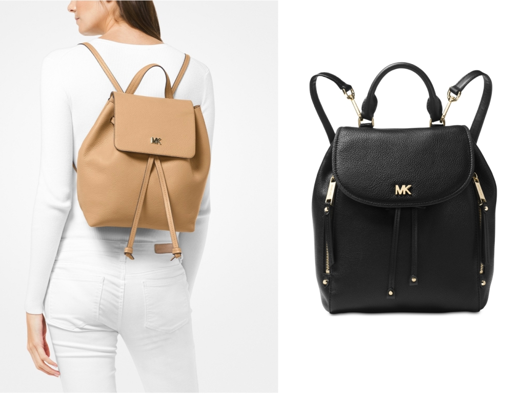michael kors backpack deal