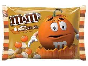 M&Ms White Pumpkin Pie Chocolate Candy Amazon