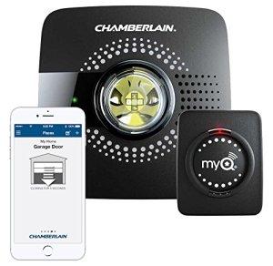 MyQ Smart Garage Door Opener Chamberlain Amazon
