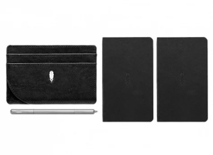Notebook Wallet with Pen