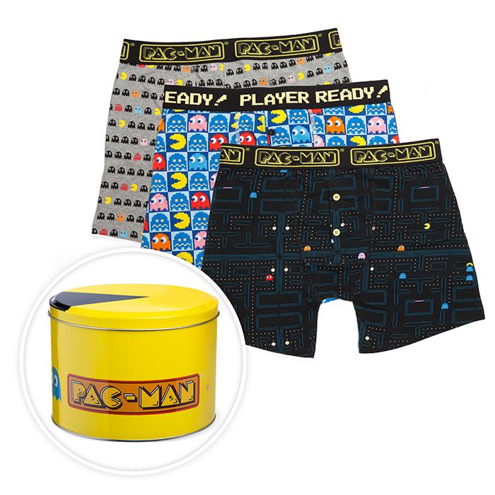 Pac Man boxer briefs