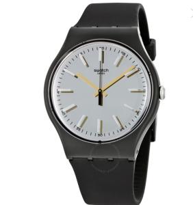 Passe Partout Silver Dial Unisex Watch