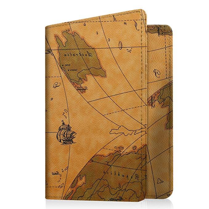 best passport holders under $15 Amazon Famavala RFID Blocking Case Cover