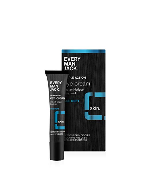 top beauty skin care products purchased spy readers 2018 every man jack age defying eye cream