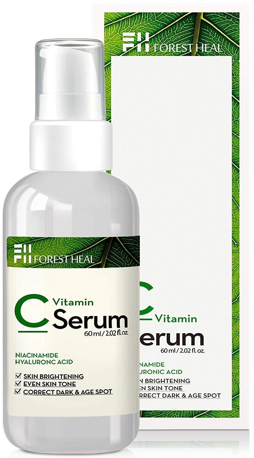 top beauty skin care products purchased spy readers 2018 vitamin c serum forest heal face