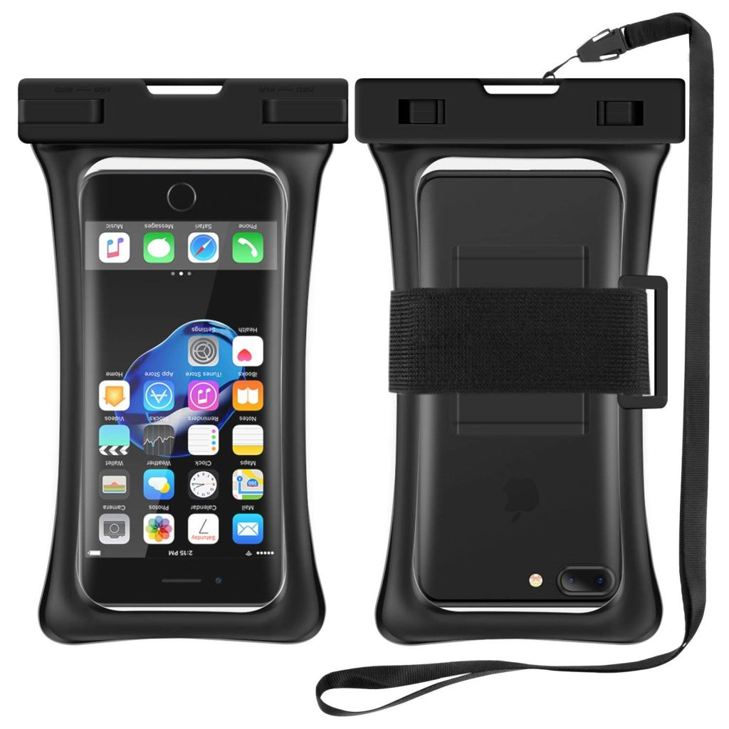 RANVOO Floating Waterproof Phone Case Pouch