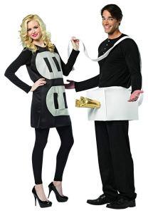 Rasta Imposta Plug and Socket Costume