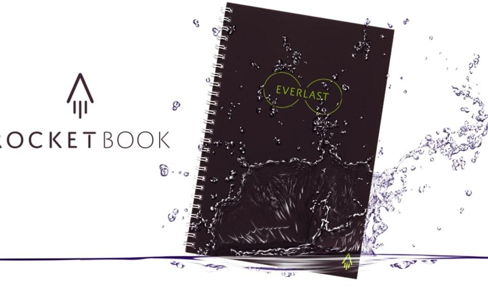 Rocketbook Everlast Notebook