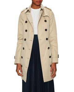 Tan Trench Coat Burberry