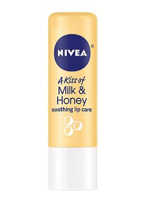 NIVEA A Kiss Of Milk & Honey Soothing Lip Care