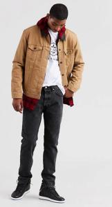 Black Jeans Men's Levi's