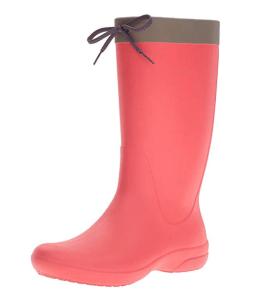 Colorful Rain Boots Crocs