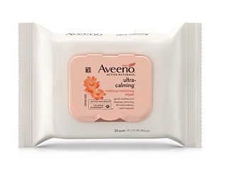 Aveeno Makeup Wipes