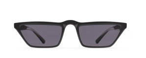 Narrow Sunglasses Black