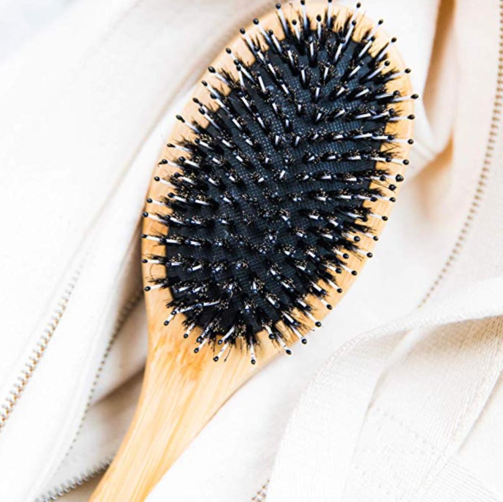 Environmentally-friendly bristle brush