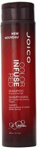 best shampoo color treated hair options for redheads joico color infuse red