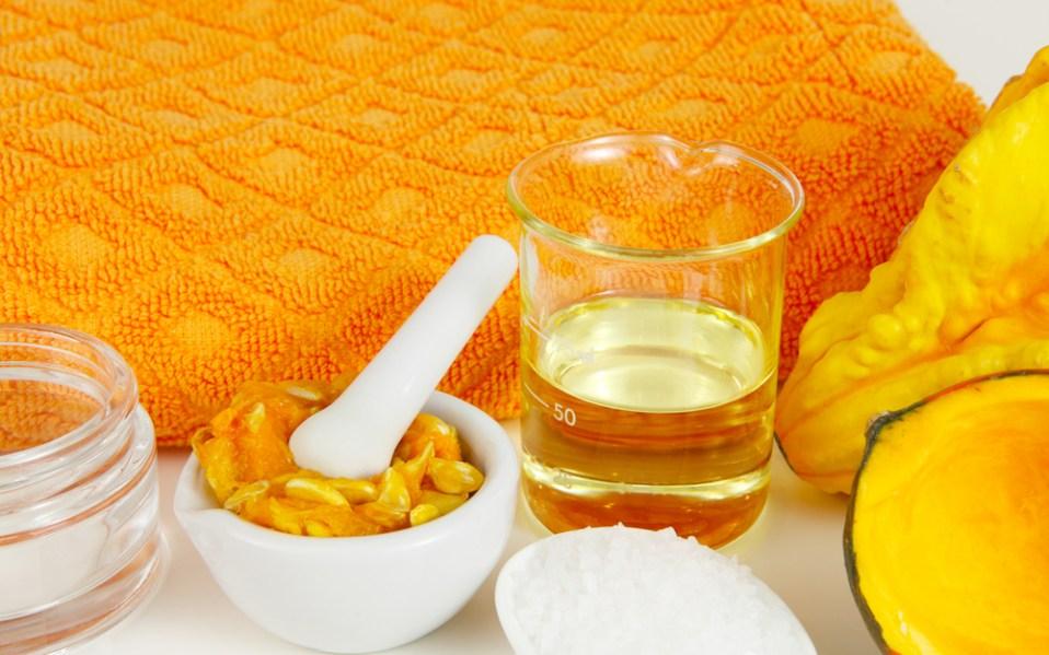 best pumpkin skin care products