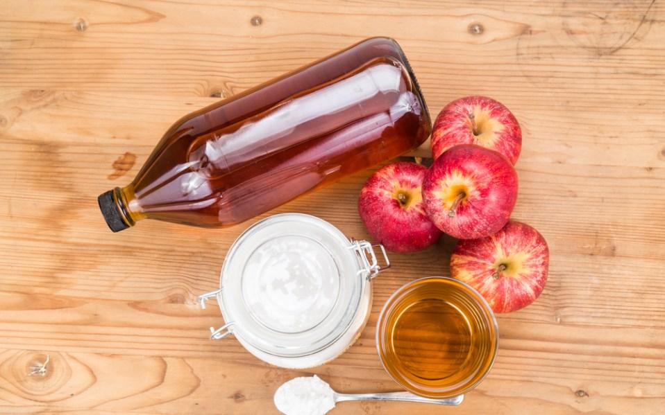 apple cider vinegar skin care