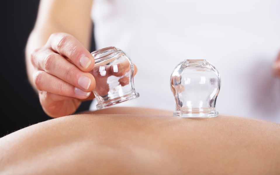 cupping at home massage