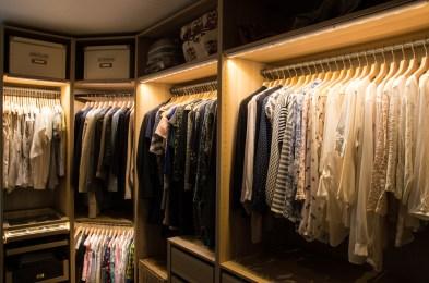 best closet lights