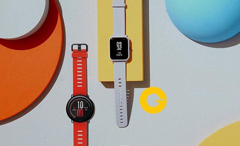 smart watch huami amazon