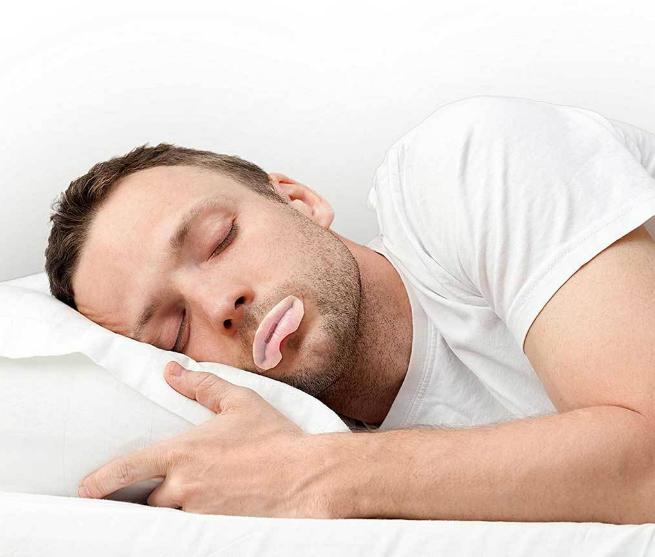Sleep strips to stop snoring