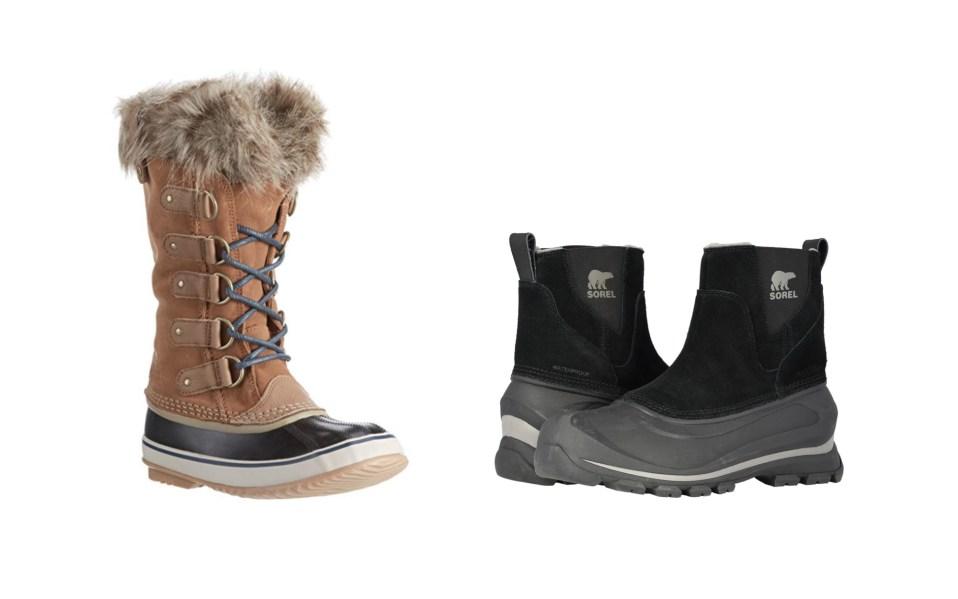 Best Winter Boots Under $100: Sorel