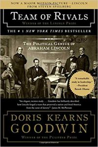 Team of Rivals- The Political Genius of Abraham Lincoln
