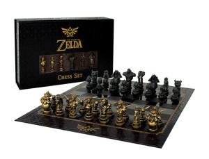 The Legend of Zelda Collector's Chess Set ThinkGeek