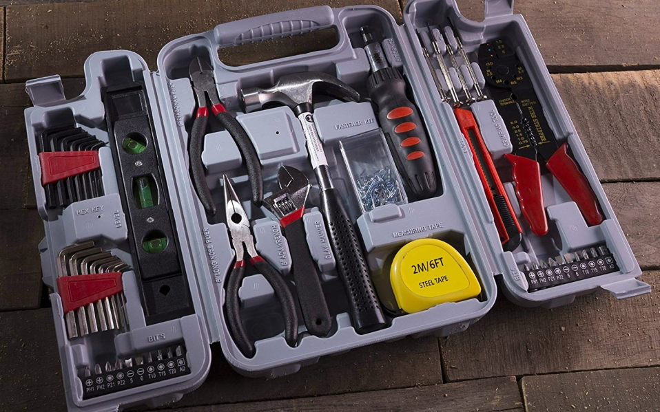 Best Basic Toolkit For DIY Projects