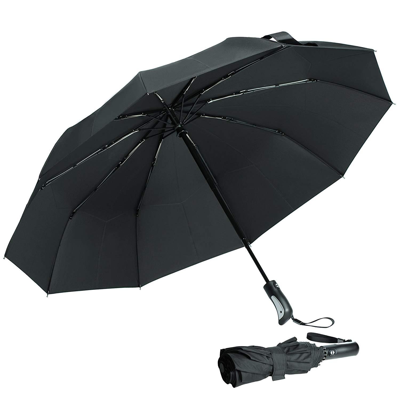 best travel umbrellas under $25 amazon Arrela Anti UV compact