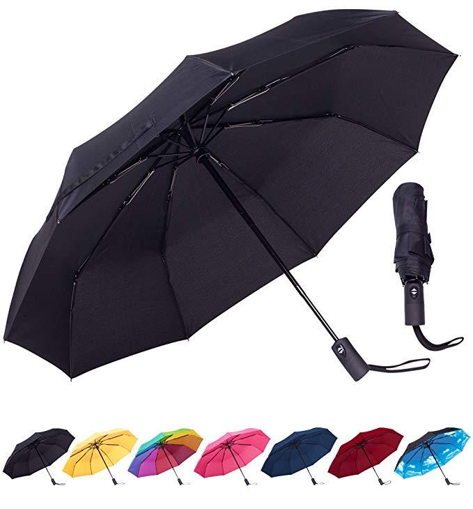 best travel umbrellas under $25 amazon Rain-Mate Compact