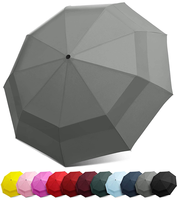 best travel umbrellas under $25 amazon EEZ-Y Compact windproof