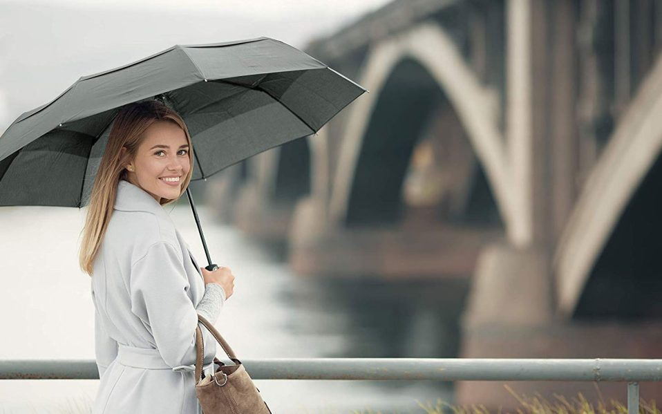 best travel umbrellas under $25 amazon