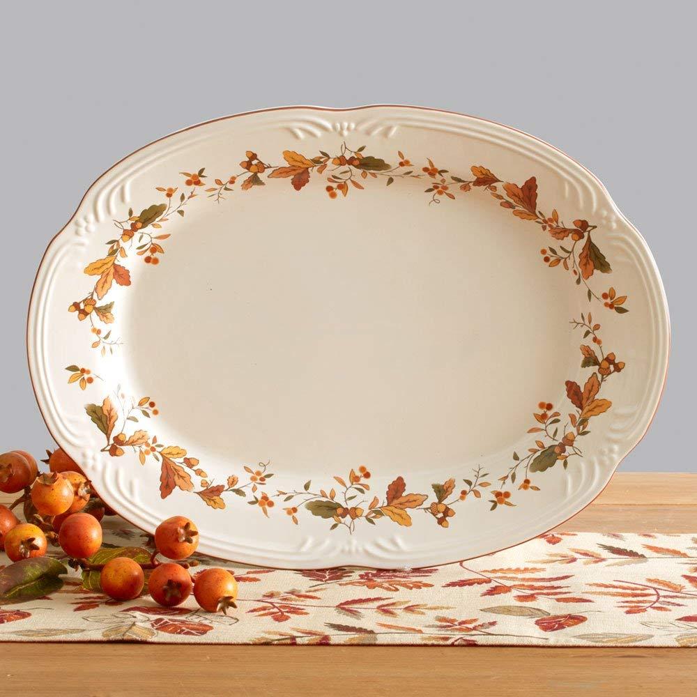 Pfaltzgraff Autumn Berry Oval Platter (for Turkey )