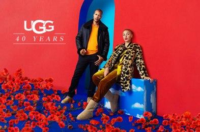 UGG 40 40 40 anniversary collection