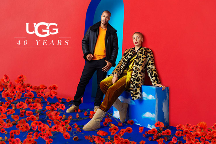 best uggs boots deal 40th anniversary