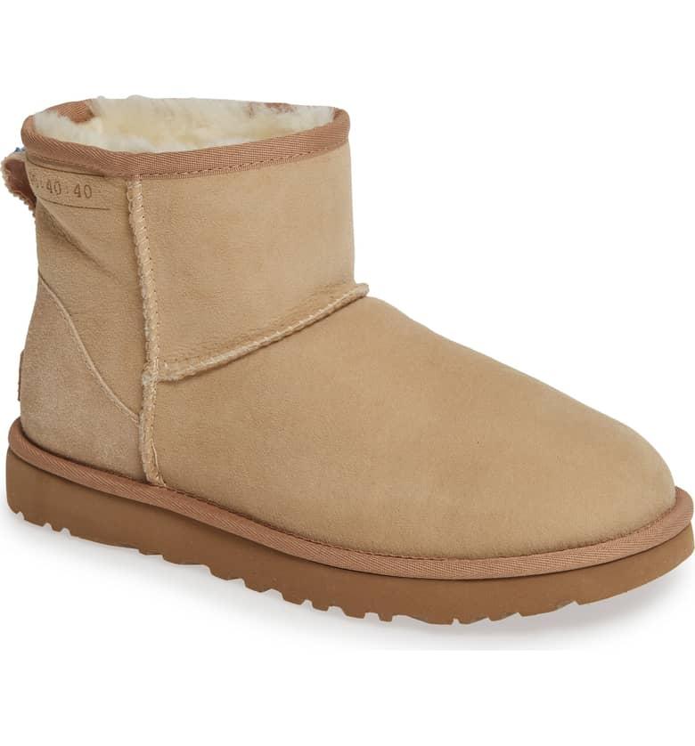 Women's short Ugg boots