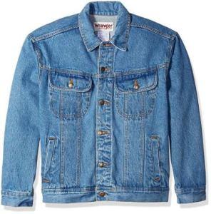 Wrangler Men's Classic Denim Jacket Amazon