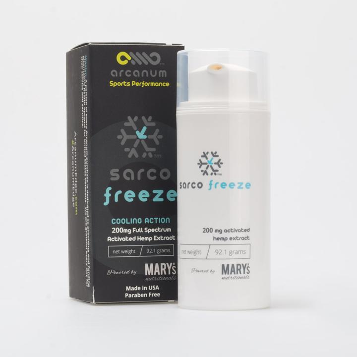 Arcanum Sarco Freeze 92.1G Bottle