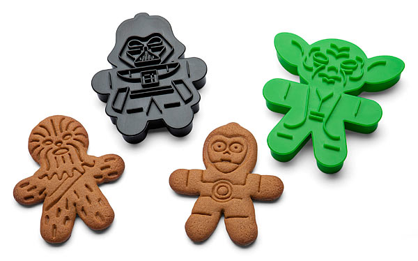 Star Wars Cookiecutters