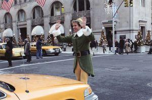 Elf Buddy Taxi