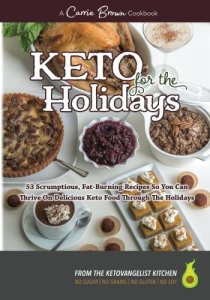 Keto Cookbook for the Holidays