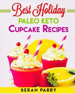 Keto Dessert Cookbook