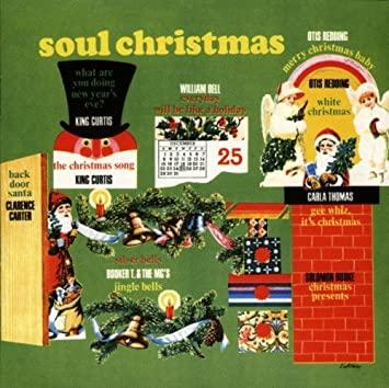 Soul Christmas album Atlantic Records 1968