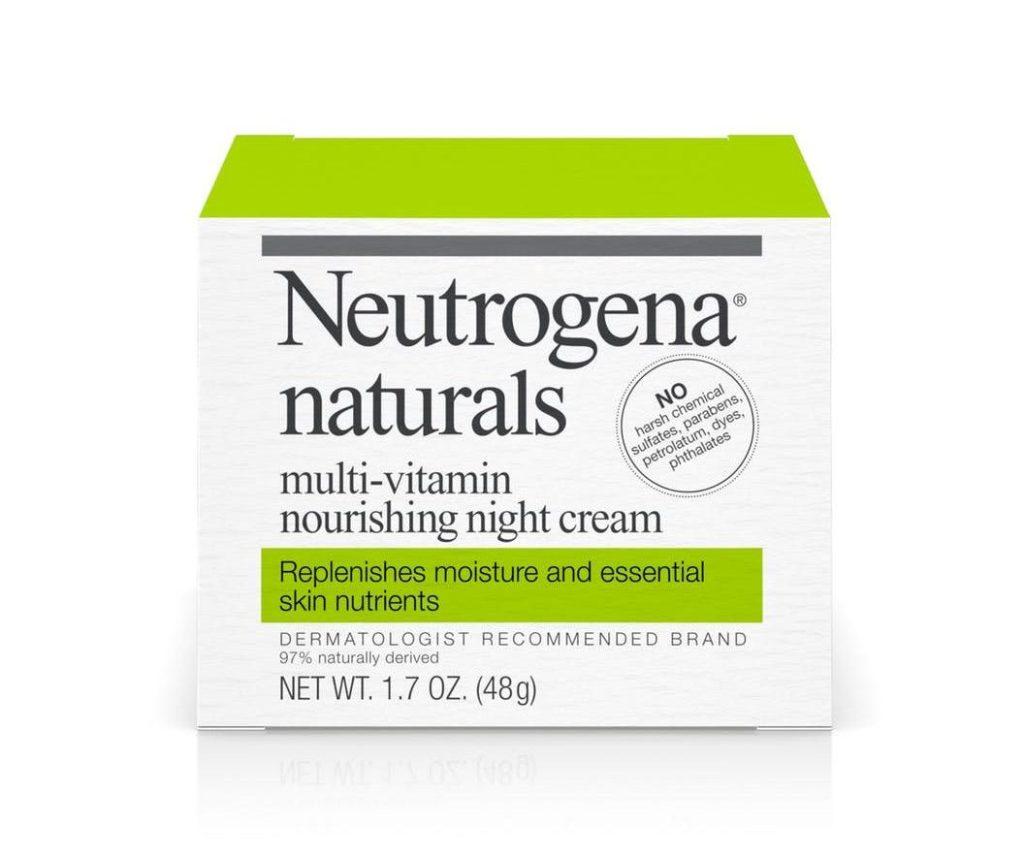 Night Moisturizer Multi-Vitamin