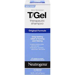 T/Gel Shampoo Neutrogena